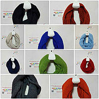 Женский зимний шарф-хомут в ассортимнете от 5 шт.Все цвета в наличии! На ваш выбор!