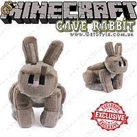 """Игрушка Пещерный кролик из Minecraft - """"Cave Rabbit"""" - 18 х 14 см."""