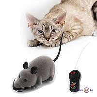 Іграшка для домашніх вихованців на радіокеруванні Миша, 1001845, 0