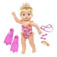 Интерактивная кукла Учимся плавать, 32 см, BABY born (818725)
