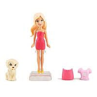 Мини-кукла Веселая игра, (4 в ассорт.), Barbie (DTW45)