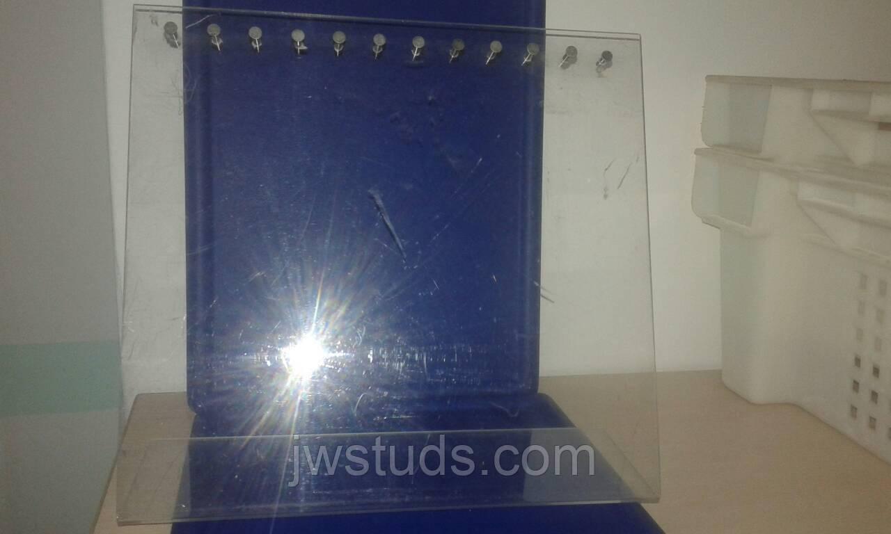 Подставка для тяжелых цепей, браслетов, брелков (торговое обрудование бу)