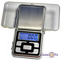 Кишенькові електронні ваги Pocket Scale MH-100, 1000558, кишенькові ваги, портативні ваги, кишенькові електронні ваги