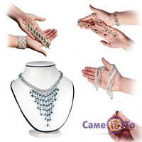 Набір Jewellery Beading Kit «Біжутерія своїми руками» 3500, 1000578, набір для виготовлення намиста, сережок, браслетів, біжутерія своїми руками