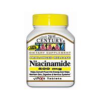 Ниацин ниацинамид витамин В3