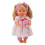 Говорящая кукла BAMBOLINA NENA - МАЛЕНЬКИЙ СТИЛИСТ (озвуч. укр. яз., 36 см, пьет,мочит подг,с аксес), фото 2