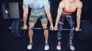 Одежда для crossfit и тяжелой атлетики