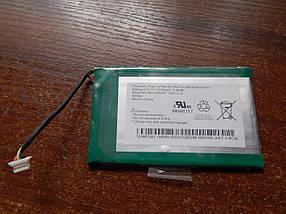 Акумулятор, батарея для Nook Simple Touch