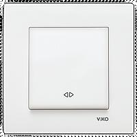 Выключатель перекрестный VIKO Karre Белый 90960031