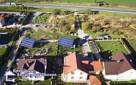 Сонячні електростанції 10 кВт - 2 шт. в с. Зубра