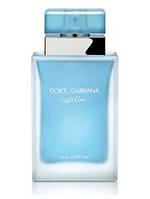 100 мл Женская туалетная вода Dolce & Gabbana Light Blue Eau Intense