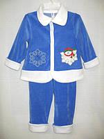 Новогодний костюм на мальчика 1-2 года