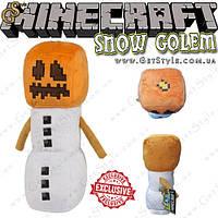 """Игрушка Снежный голем из Minecraft - """"Snow Golem"""" - 19 х 8 см."""