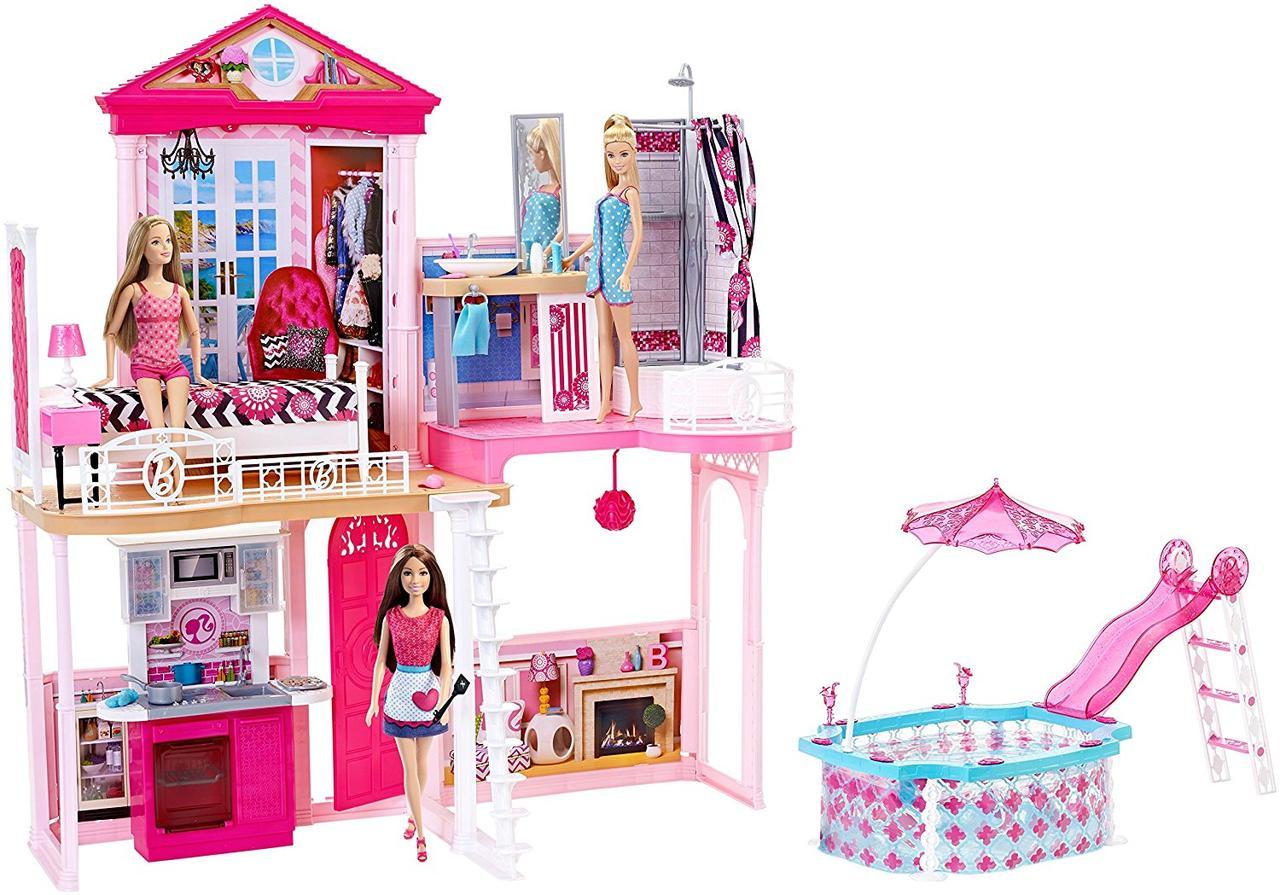 Barbie Dream House Pool Dvh97 Cena 3 800 Grn Kupit Odesskij