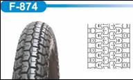 Мотоциклетні шини 2.00-17 MARELLI F-874 ТТ