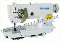 Двухигольная швейная машина SHUNFA SF 875-Н