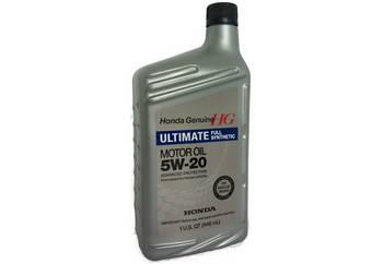 Моторное масло Honda Масло моторное 5W-20 1л (087989038)