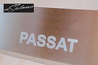 Накладка на бампер для Volkswagen Passat B7, фото 1