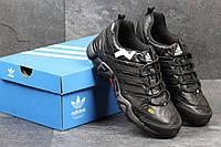 Adidas  Terrex 380 черные с белым