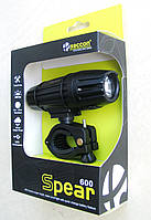 Велосипедный фонарь Xeccon Spear 600 с USB