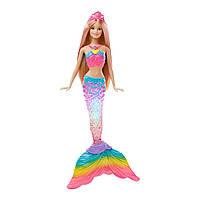 Кукла Barbie Русалочка Яркие огоньки, Barbie (DHC40)