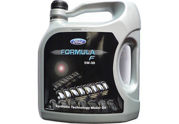 Моторное масло Ford Formula F 5W-30 5л (155D3A)