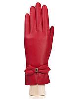 Стильные женские перчатки кожаные в 3х цветах IS813