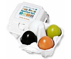 Набор из 4-х яиц-мыл Holika Holika Egg Soap Special Set