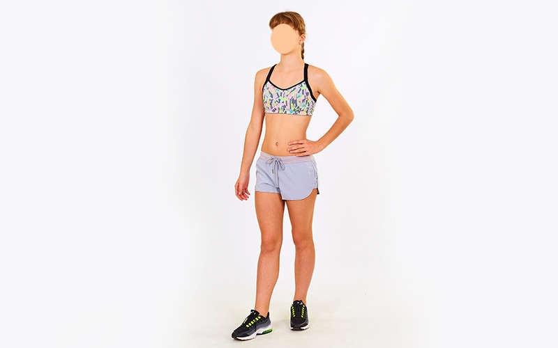 Топ для фітнесу і йоги VSX SP007-3