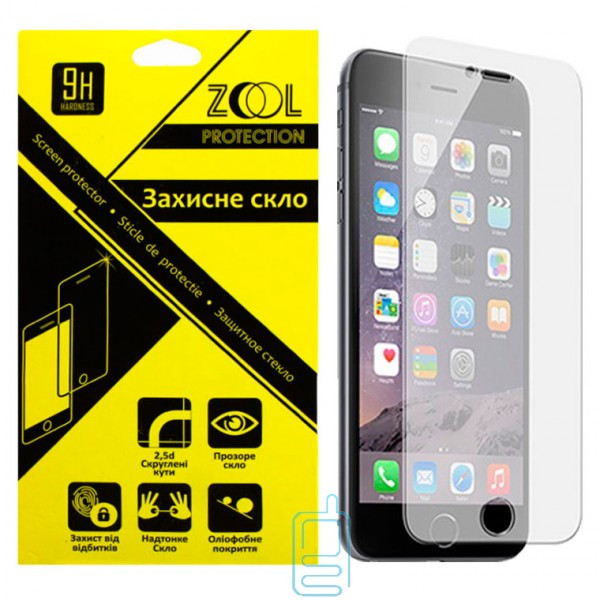 Защитное стекло 2.5D LG X210 K7 0.3mm Zool
