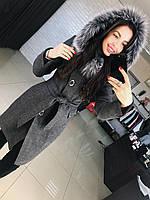 Женские пальто больших размеров батал в Украине. Сравнить цены ... 21d8b88cbb8ed
