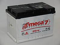 Автомобільний акумулятор A-Mega Batteries Ultra 6СТ-75-А3 авто аккумулятор