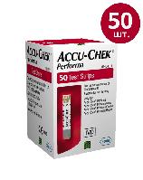 Акция!Accu Chek Performa Тест полоски Акку чек перформа(50 шт)