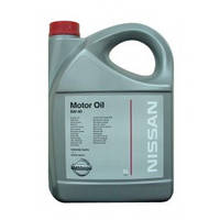 Моторное масло NISSAN Motor Oil 5W-40 5л (KE900-90042)