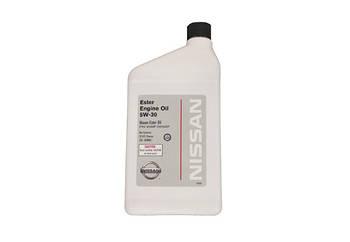Моторное масло Nissan Ester 5W-30 1л (999MP5W30EP)