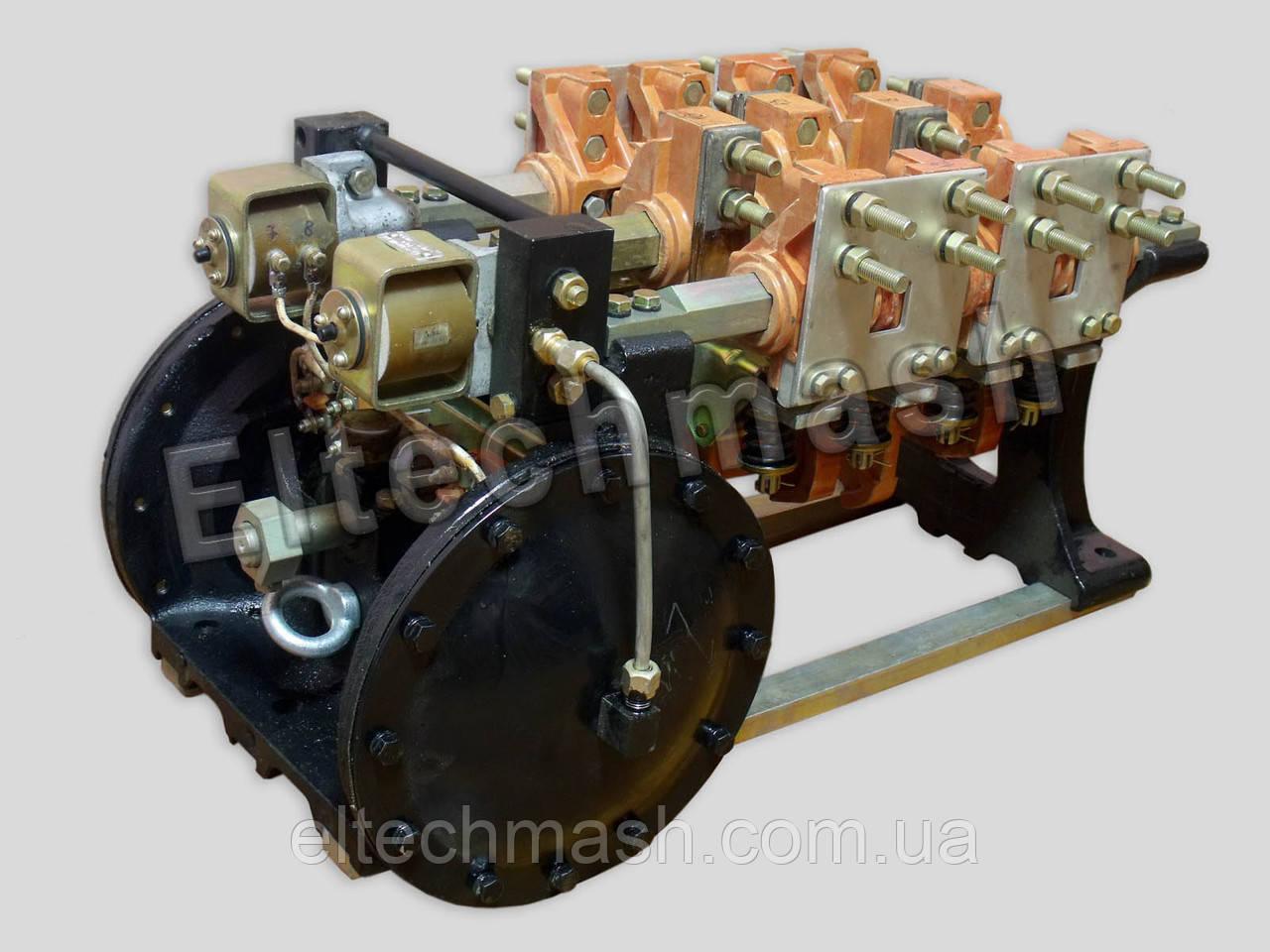 ППК-8023 (75В), Переключатель электропневматический (2ТХ.643.000.38, ИАКВ.642734.001-38)