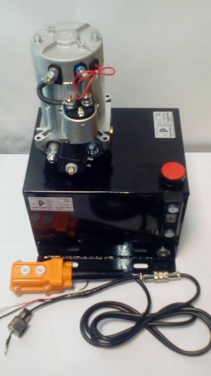 Мини-станция (маслостанция) Power Pack  2,2 KW, 2,1 cc/rev, 210 Bar гидролифта