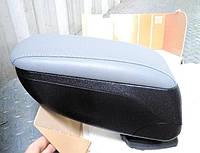 Подлокотник Toyota Yaris  2006- серый Armster , фото 1
