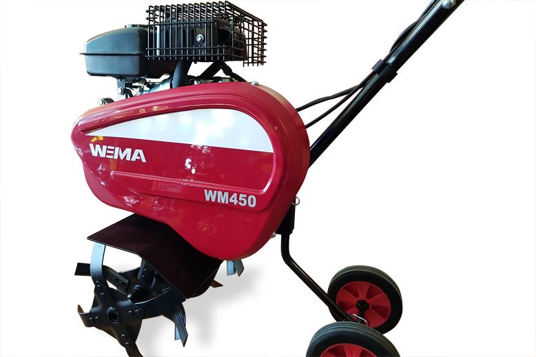 Мотокультиватор Weima WM450 (бензин, 3 л.с., 1 скорость)