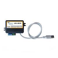 Преобразователь интерфейса USB-485M в пластиковом боксе