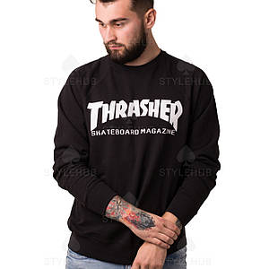 THRASHER Skateboard Magazine мужской cвитшот