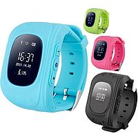 Детские умные GPS часы Q50