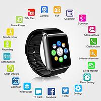 Часы умные,часы браслет Smart Watch GT-08 (black, si9lver, gold, red)