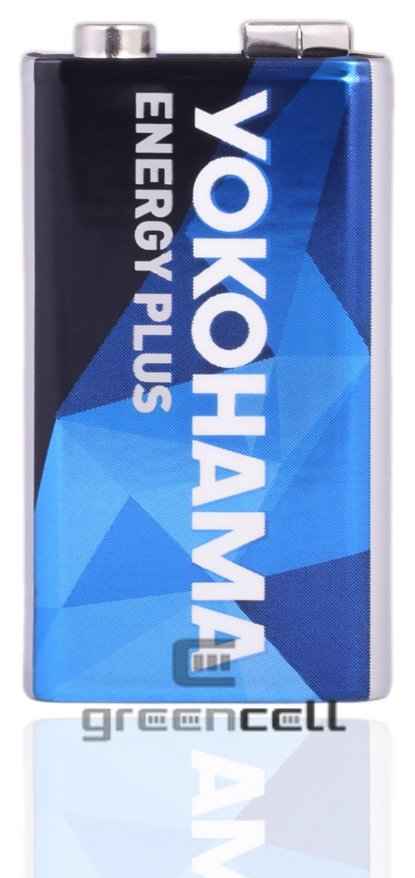 Батарейка YOKOHAMA 6LR61 9V Krona