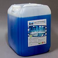 Моющее средство для сантехники, концентрат (1/10) PRIMATERRA Dez-3, 10л