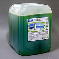 Моющее средство для стекол и зеркал, концентрат (1/16), PRIMATERRA Industry-3, 5л