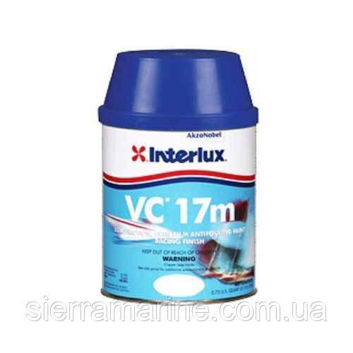 Яхтенная Краска Необрастающая, VC 17m/2 л/графит
