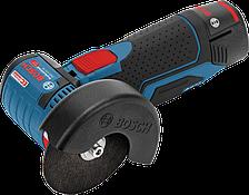 Аккумуляторная угловая шлифмашина Bosch GWS 12V-76 Professional (2,5 А/ч, 76 мм)