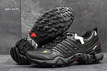 Кроссовки AdidasTerrex 380,черно-белые, фото 2
