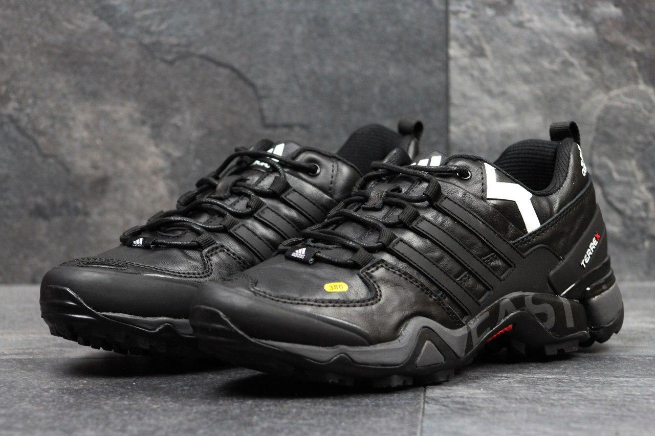 Кроссовки AdidasTerrex 380,черно-белые